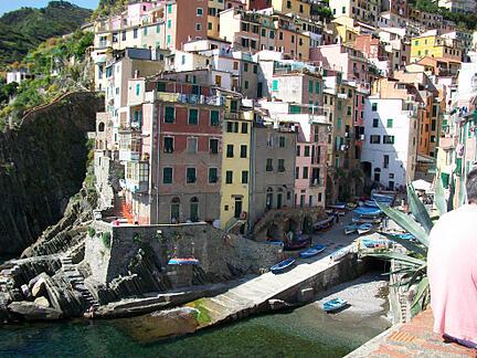 Cinque Terre Tuscany Italy