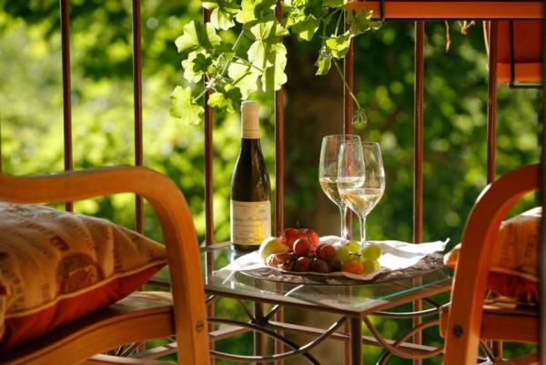 Food N' Wine vacations blog