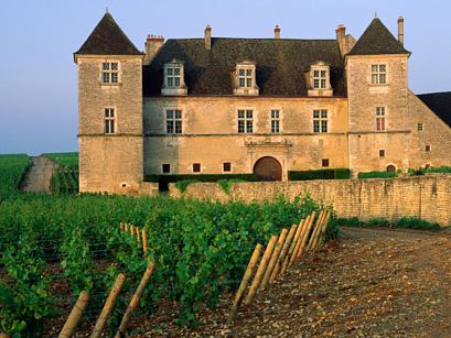 Burgundy France, Clos Vougeot