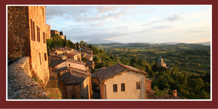 The best tour of italy