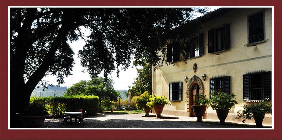 Tuscany Tour Villa