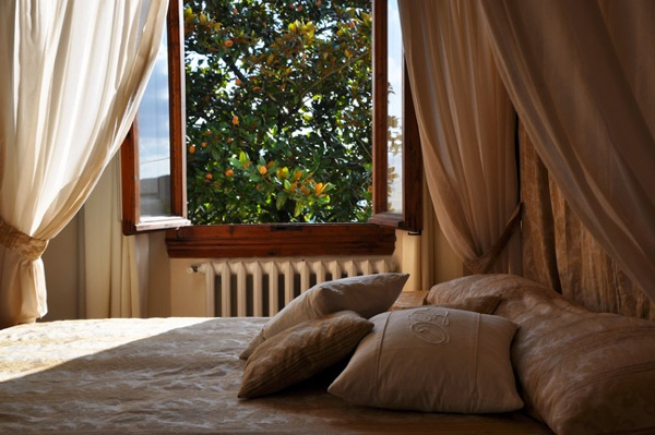 Tuscany tour-Room