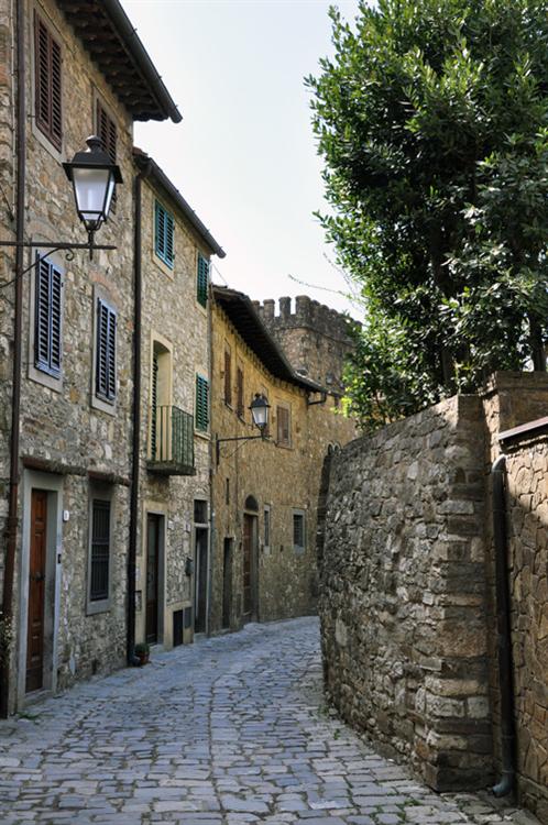 Montefioralelle tuscany italy