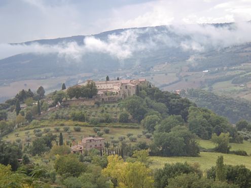 How I fell in love with the towns of the Umbria region, Italy