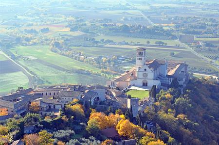 Assisi, Umbria,Italy