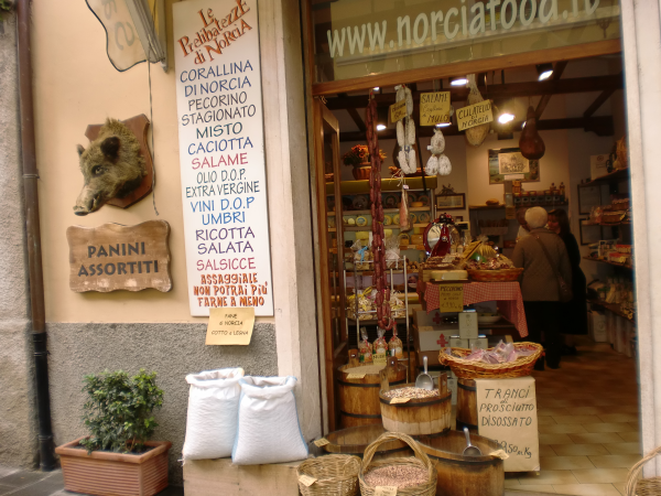 Norcia, Umbria. Food and wine Tour