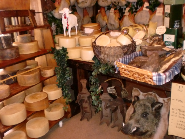 Norcia- food tour Italy