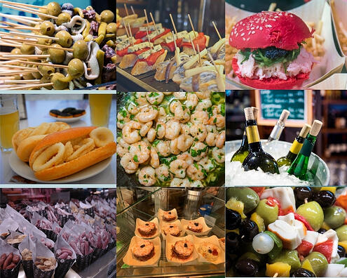 Eat Your Way Around Madrid - San Miguel Market