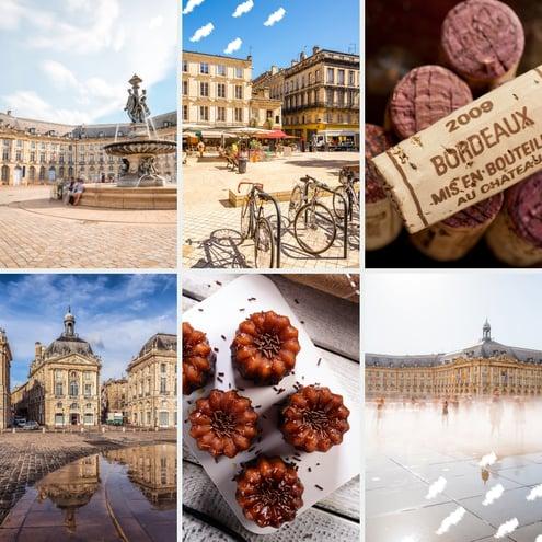 Bordeaux city history