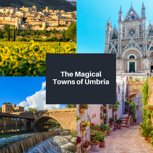 The Magical Towns of Umbria, Italy (Clone)