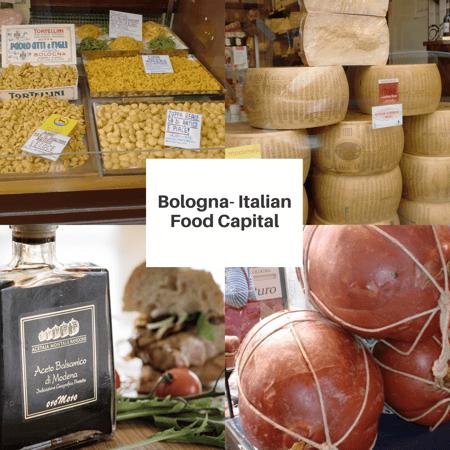 Bologna - Italian Food Capital