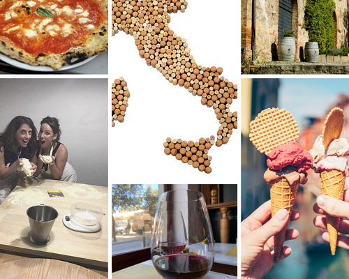 7 must have experience in Italy