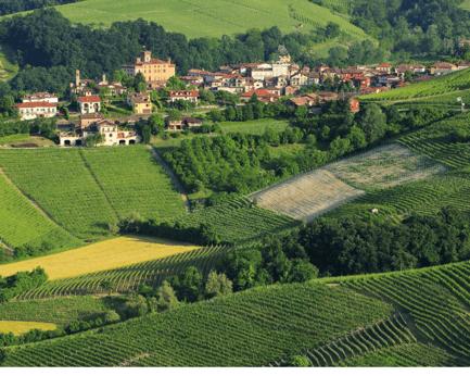 Barolo, Piedmont Italy