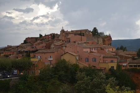 Provence tours- Roussillon