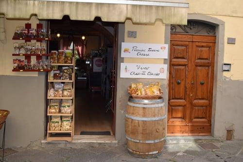 Store tuscany tour