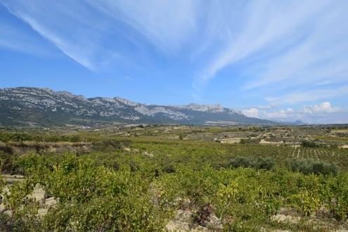 Tourist attractions in La Rioja region of Spain