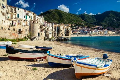 Cefalú Sicily