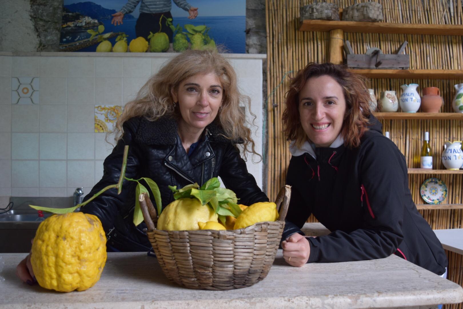 Amalfi coast tours cooking class