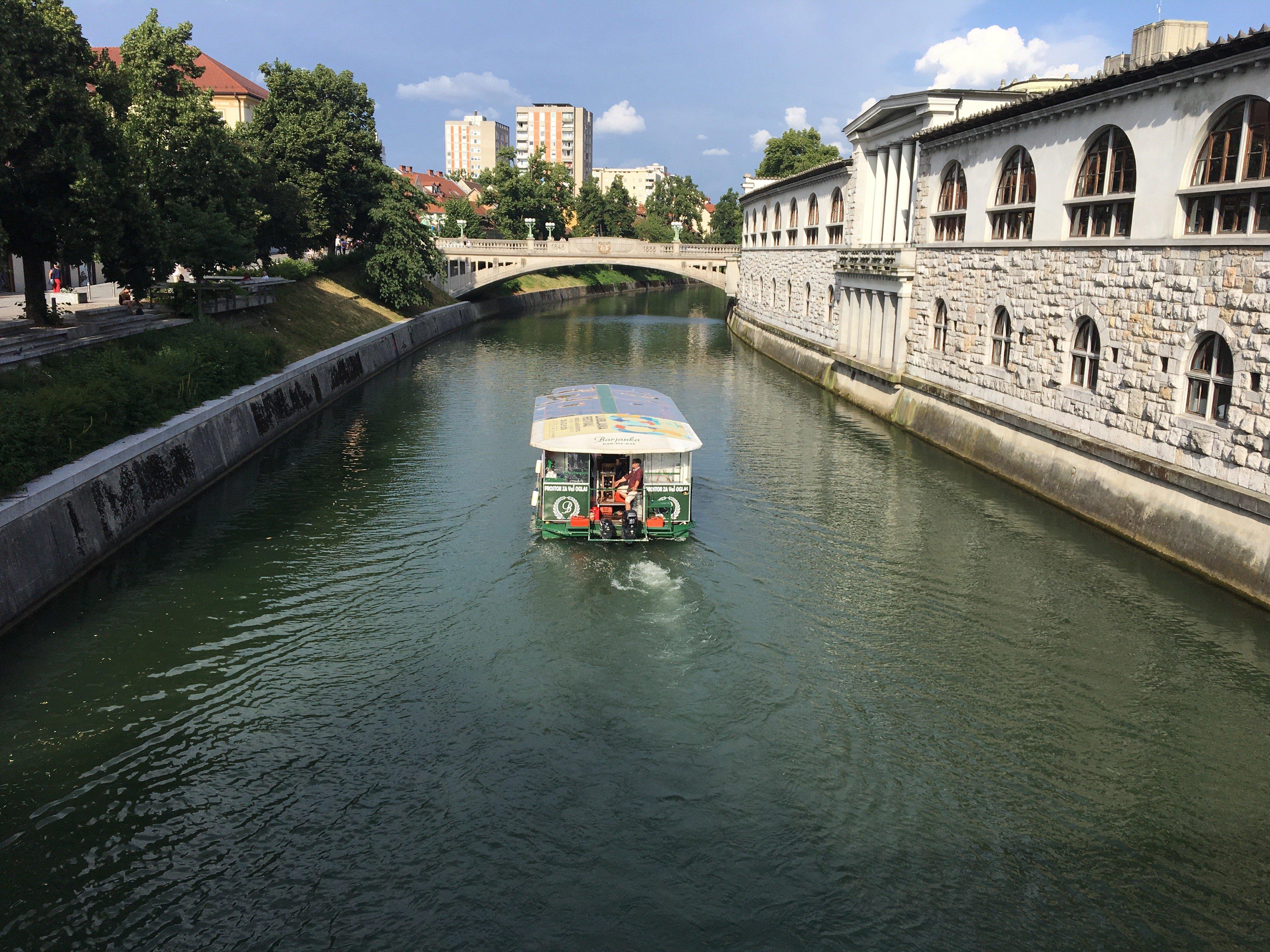 Ljublijana boat3
