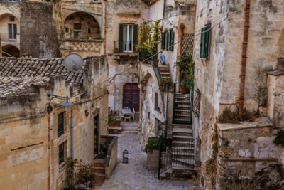 Matera Italy-A Journey From Poverty to Posh