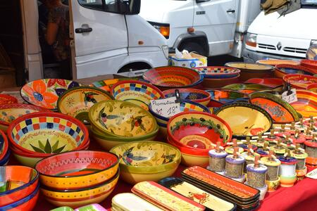 Provence-tours-market