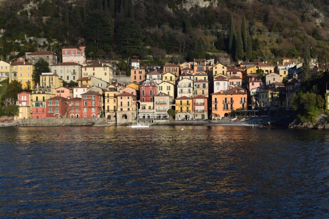 Varrena, Lako Como, Italy
