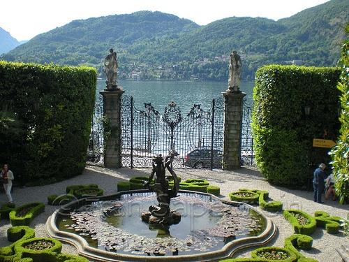 villa-carlotta, Lake Como, Italy