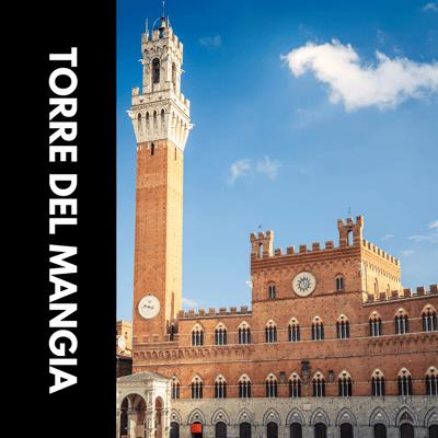 Torre del mangia, Siena, Tuscany