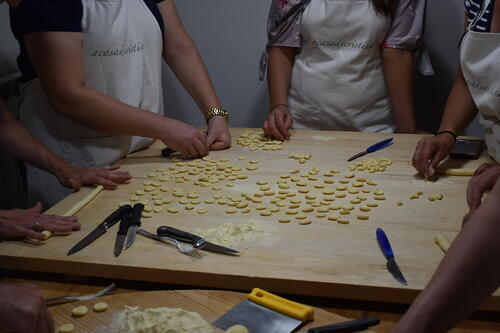 cooking in tuscany-secrets of Tuscany