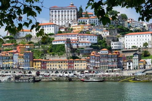 The Robeira of Porto