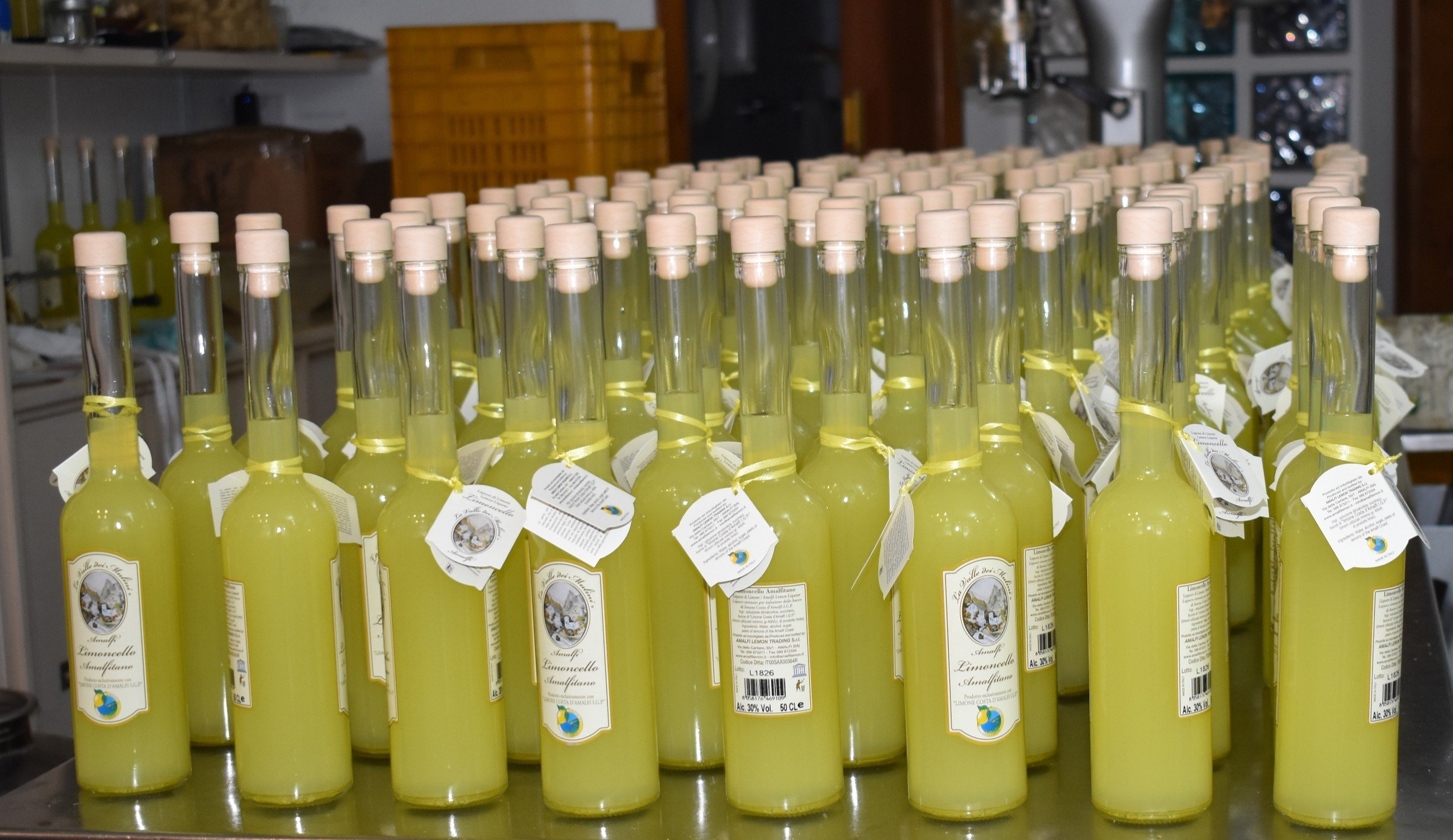 Is it Time For Limoncello?