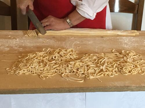 strongozi culinary paradise umbria