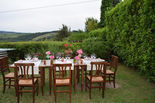 sunset dinner secrets of tuscany