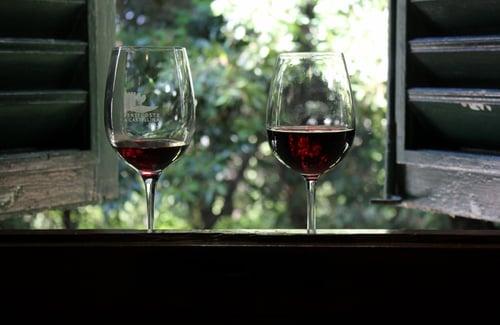 wine tasting tuscany