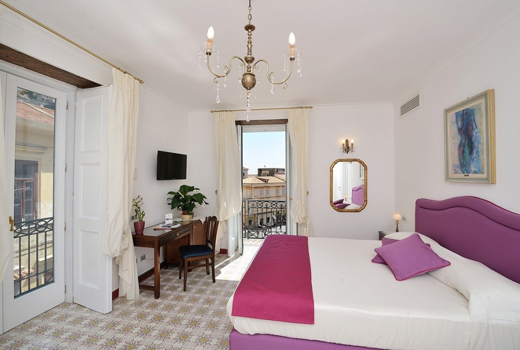 Amalfi Junior Suite