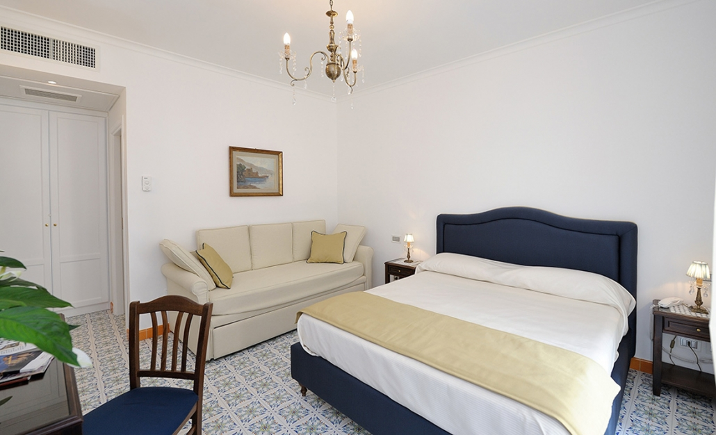 Amalfi Hotel Room