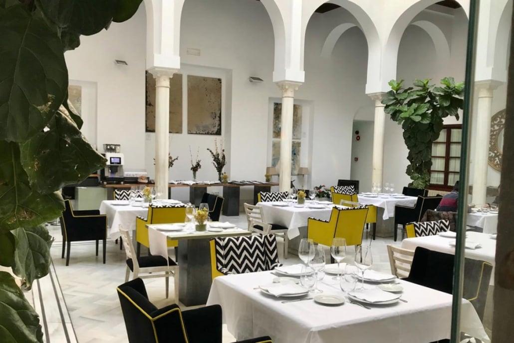 Breakfast Area Andalucia