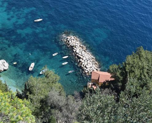 Dreamin' Amalfi Coast