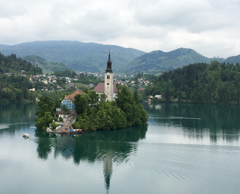 I  love Slovenia Tour