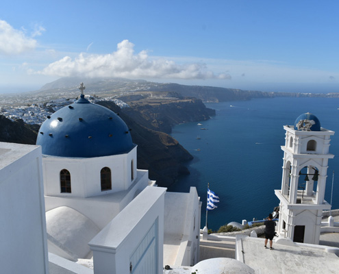 Greek Islands Fantasy