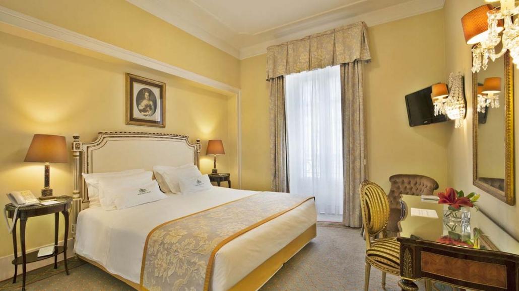 Hotel Avenida Palace Room