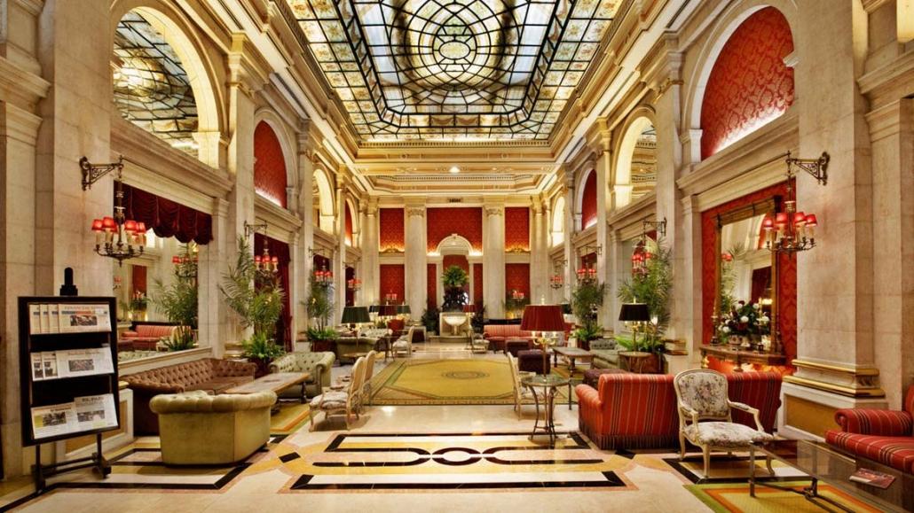 Hotel Avenida Palace Salon