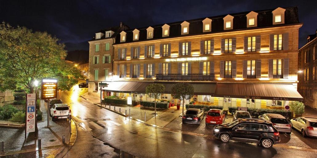 Hotel Plaza Madeleine Sarlat