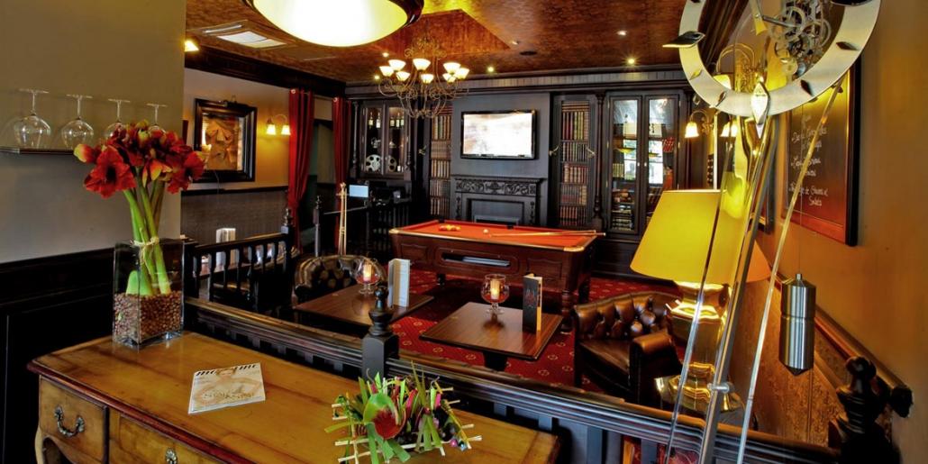 Plaza Madeleine Sarlat Bar