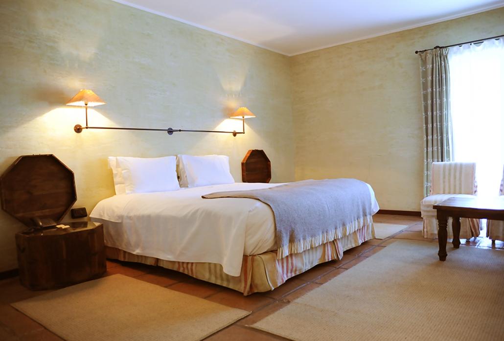 Pousada Convento Belmonte Room